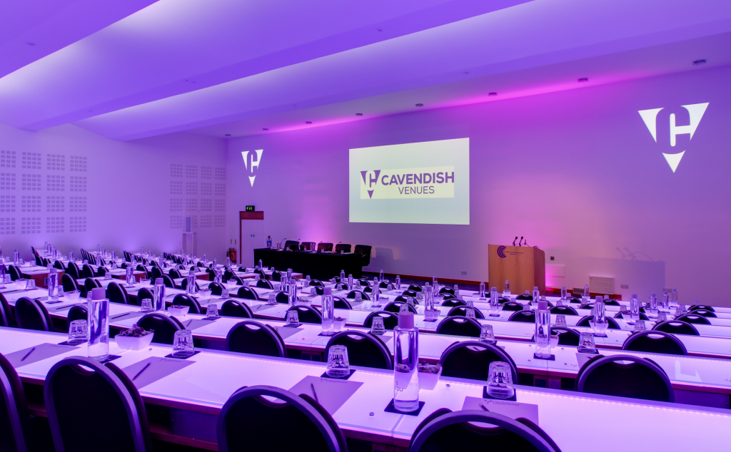 Cavendish Conference Centre, in-house events catering in London