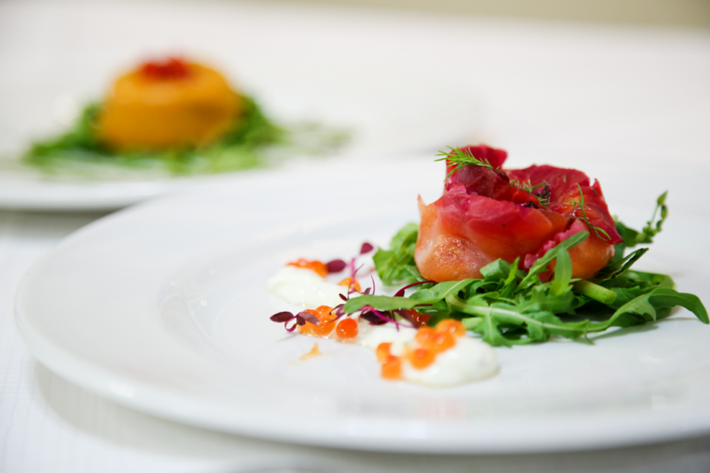 Starter by Mayfair Catering, Event Caterers in London