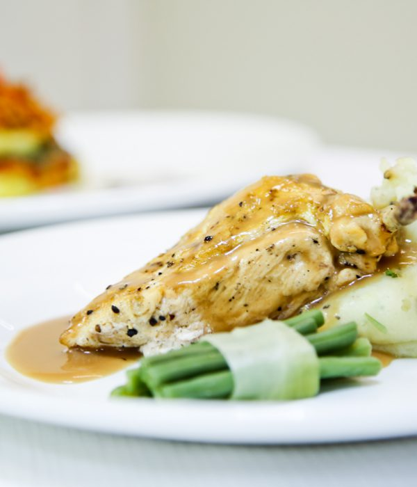 Chicken main course | corporate event catering services| London