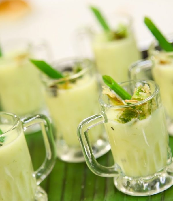 Cold Soup | corporate event catering services| London